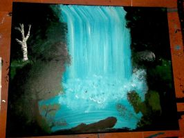 Waterfall by angelwith1morea15