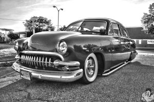 6 18 14 Retro HDR2 BW by patganz