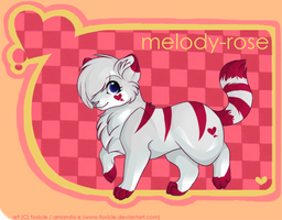 Melody Rose - TRADE by foxicle