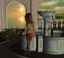 In Embla's Rose Garden by Luddox