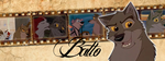 Balto | Timeline Facebook by Howie62