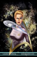 Seven of Nine by Leeahd