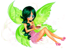 Harajuku Fairy by CrackFaery