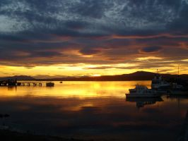 Puerto Natales, Chile by MadeinPlute