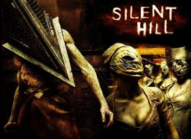 Silent Hill by charryblossom