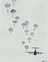 US Paratroopers by NDTwoFives