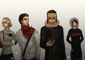 066 The New Assassins by BlastedKing
