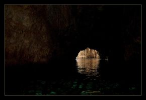 Into The Light... Water Tunnel by skarzynscy
