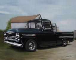 Pickup truck FINAL by Regius