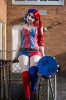 New 52 Harley Quinn! by sosupereffective