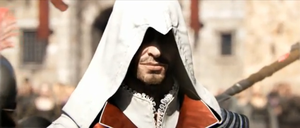Ezio's Smexy Smirk by DreamerForLife
