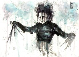 Scissorhands by Shinigami-uta