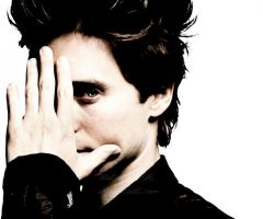 Jared Wallpaper White by 30stmLUVER