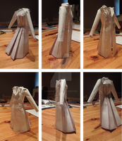 Practical Paper Puppet by whodyathink