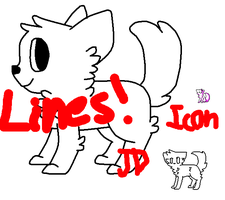 Pay To Use Lineart! MS PAINT FRIENDLY by slothbabies