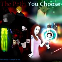 .:The Path You Choose:. by XTheNamelessX