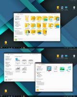 Win10 iMod IconPack Installer by alexgal23