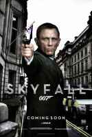 Skyfall fan poster #3 by crqsf
