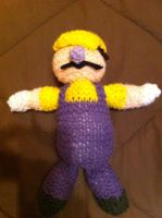 It's a Wario by blissfulldarkness