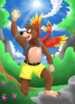 BanjoKazooie by ArorixLights