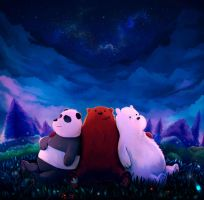 We Bare Bears - Special Enough by Brian-Rousette