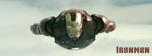 Ironman Timeline Cover 1 by TimelineAndWallpaper