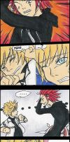 KH2 Bringing Roxas Back by HolyDemon