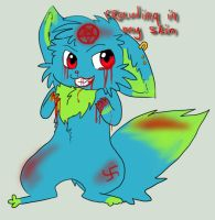 i have no frids baww x3 by Neozaki