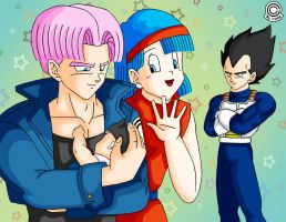 Familia by Trunks777