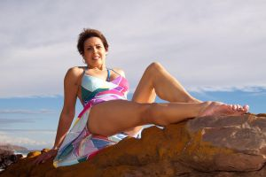 Sitting on a Rock 2 by didspix