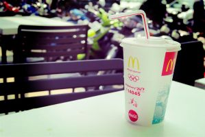 Olympic McD by PlanktonCreative