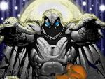Moon Knight by wykydwaze