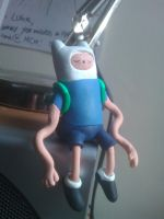 Finn model by bubblegumrobot