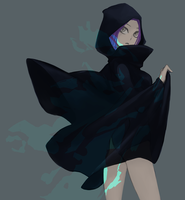 Raven by reshinan