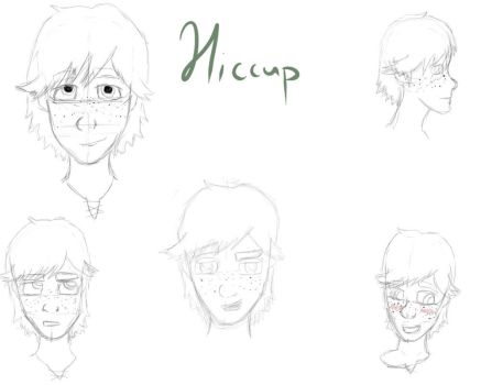 Hiccup by Heart-Berry