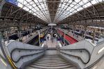 Manchester Piccadilly station by Engazung