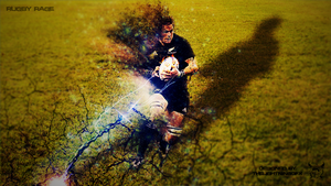 Rugby Rage (Dare entry) by ThelightningGFX