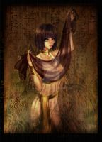 Egyptian Dancer by Mallemagic