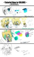 Tutorial How to COLORS by Omiza
