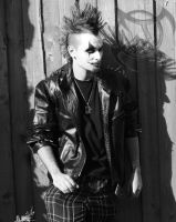 killa clown bw by THEtrueJOKER