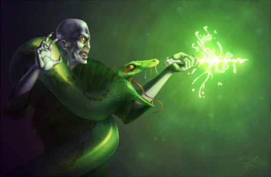 Voldemort. by Fakelore
