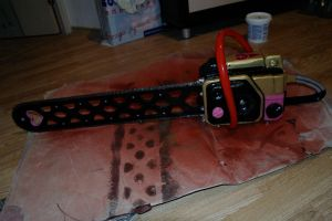 Lollipop Chainsaw: in the process by Lika-tyan
