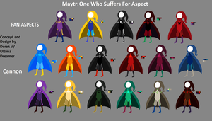 Homestuck Class: Marytr by UltimaDreamer