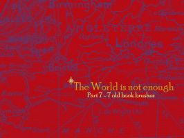 The world is not enough part 7 by Fufnahad