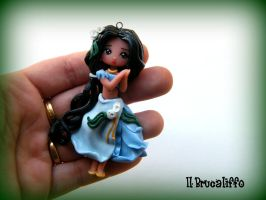 Jasmine Princess Disney by BrucaliffoBijoux