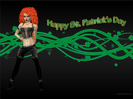 Happy St. Patty's Day2 by webwenchginger