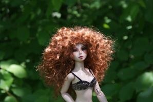 SSerein red 4 by beedoll