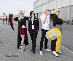 Soul Eater group by KiraRylen