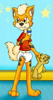 Ruff the Growlithe by Lig28