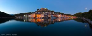 Mirror of Novigrad by ivancoric